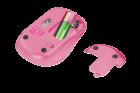 Миша Trust Yvi FX Wireless Mouse - pink (22336) - зображення 4