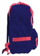 Рюкзак подростковый Yes ST-24 Navy peony 36 x 25.5 x 13.5 см Синий - изображение 4