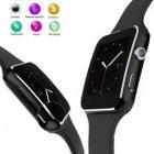 Смарт годинник Smart Watch Х6 Sport Bluetooth Чорні - зображення 2