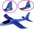 Метательный самолет Explosion Синий (56004) (9986506005729) - изображение 2