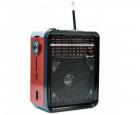 Радиоприемник GOLON RX-9100 колонка с MP3 USB SD портативное радио - зображення 1