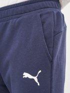Спортивные штаны Puma Ess Logo Pants 58672076 S Peacoat-Cat (4063697287280) - изображение 5