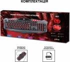 Клавіатура дротова Piko KX5 USB (1283126489600) - зображення 4
