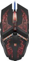 Мышь Defender Halo Z GM-430L Black (52430) - изображение 2