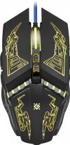 Мышь Defender Halo Z GM-430L Black (52430) - изображение 4