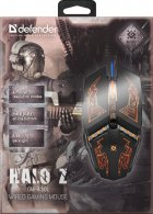 Мышь Defender Halo Z GM-430L Black (52430) - изображение 6