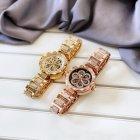 Наручний годинник AlexMosh жіночі Forsining Gold-White Flower Diamonds - зображення 5