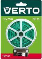 Подвязочная проволока Verto 1.5 мм х 50 м (15G560) - изображение 2