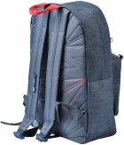 Рюкзак молодежный YES T-67 Hearts женский 0.4 кг 32x41x13 см 17 л Синий (558279) - изображение 3