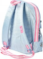 Рюкзак молодежный YES T-94 Tusa женский 0.5 кг 30x42x15 см 19 л Голубой (558471) - изображение 3