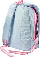 Рюкзак молодежный YES T-94 Tusa женский 0.5 кг 30x42x15 см 19 л Голубой (558471) - изображение 4