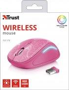 Миша Trust Yvi FX Wireless Pink (22336) - зображення 6