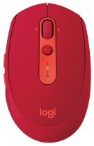 Миша Logitech M590 Wireless Bluetooth Multi-Device Silent Ruby (910-005199) - зображення 1