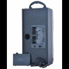Bluetooth колонка з мікрофоном Радіо - бумбокс AFG NS-15030BT Premium, чорний, акустика, акустична система, музичний центр, Bluetooth ( блютус), для будинку, дачі, кафе, природи, акумуляторна - зображення 3