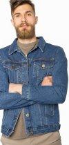 Джинсова куртка MR520 MR 102 1661 0219 S Dark Blue (2000099784940) - зображення 7