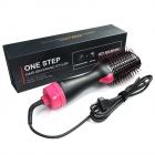 Фен-щітка для укладки волосся 3в1 One Step - зображення 3