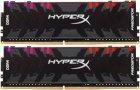 Оперативна пам'ять HyperX DDR4-3000 32768MB PC4-24000 (Kit of 2x16384) Predator RGB Black (HX430C15PB3AK2/32) - зображення 1