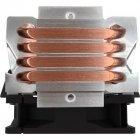 Кулер до процесора CoolerMaster Hyper H410R RGB LED PWM (RR-H410-20PC-R1) - зображення 3