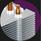 Кулер до процесора CoolerMaster Hyper H410R RGB LED PWM (RR-H410-20PC-R1) - зображення 6