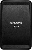 "ADATA SC685 2TB 2.5"" USB 3.2 Type-C 3D NAND TLC Black (ASC685-2TU32G2-CBK) External - зображення 1"