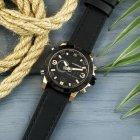 Наручний годинник AlexMosh чоловічі Naviforce NF9097 Black-Cuprum (12) - зображення 2