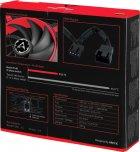 Кулер ARCTIC BioniX F140 Red (ACFAN00095A) - изображение 6