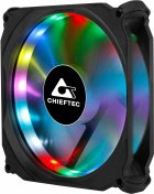 Набор Chieftec RGB-вентиляторов Tornado 3in1 (CF-3012-RGB) - изображение 4