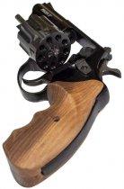"""Револьвер під патрон Флобера PROFI-3"""" бук - зображення 4"""