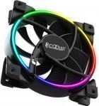 Кулер PcCooler Corona 120 мм RGB - зображення 2