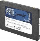 """Накопичувач SSD Patriot P210 1TB 2.5"""" SATAIII 3D QLC (P210S1TB25) - зображення 2"""