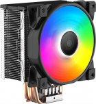 Кулер PcCooler GI-D56V Halo RGB - зображення 1