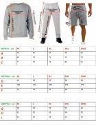 Спортивний костюм чоловічий Go Fitness KM-GK-003, розмір L - зображення 4