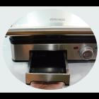 Гриль контактний притискної електрогриль DSP KB-1045 1800W Black - зображення 7