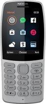 Мобильный телефон Nokia 210 Dual Sim Gray (16OTRD01A03) - изображение 1