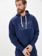 Спортивный костюм Nike M Nsw Ce Trk Suit Hd Flc Gx CU4323-410 L Темно-синий (194494592421) - изображение 4