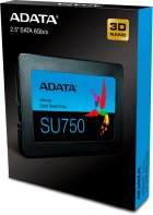 "ADATA Ultimate SU750 256GB 2.5"" SATA III 3D NAND TLC (ASU750SS-256GT-C) - изображение 6"