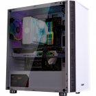 Корпус Zalman R2 White RGB Glass - зображення 2