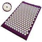 Набір килимок акупунктурний масажний + подушка - зображення 2
