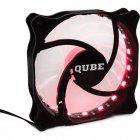 Кулер QUBE QB-RGB-120-18 - изображение 2