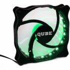 Кулер QUBE QB-RGB-120-18 - изображение 3