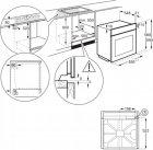Духовой шкаф электрический ELECTROLUX OKC5H50X - изображение 20