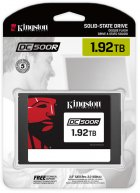 "Kingston DC500R 1.92TB 2.5"" SATAIII 3D TLC (SEDC500R/1920G) - изображение 3"