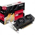 Видеокарта MSI Radeon RX 550 2048Mb LP OC (RX 550 2GT LP OC) - изображение 1