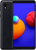 Мобильный телефон Samsung Galaxy A01 Core 1/16GB Black (SM-A013FZKDSEK) - изображение 1