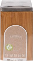 Стакан для ванної Bathroom solutions 6.5х12.6 см Коричневий (784300010) - зображення 2