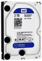 """Жорсткий диск (HDD) Western Digital 3.5"""" 2TB (#WD20EZRZ-FR#) - зображення 2"""