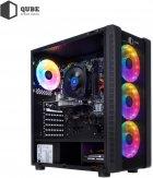 Комп'ютер QUBE Ryzen 5 3600 RTX 2060 6GB 1621 (QB0028) - зображення 3
