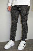 Мужские джинсы hype drive темно-серый размер 33 J-021 - изображение 1