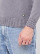 Пуловер Hugo Boss 10397.1 M (46) Сірий - зображення 5