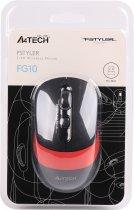 Мышь A4Tech FG10 Wireless Red (4711421949538) - изображение 6